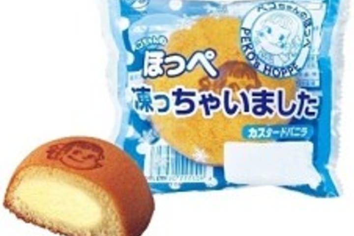 「ペコちゃんのほっぺ」が凍っちゃった!? 不二家にひんやり冷たい初夏のスイーツ - えん食べ