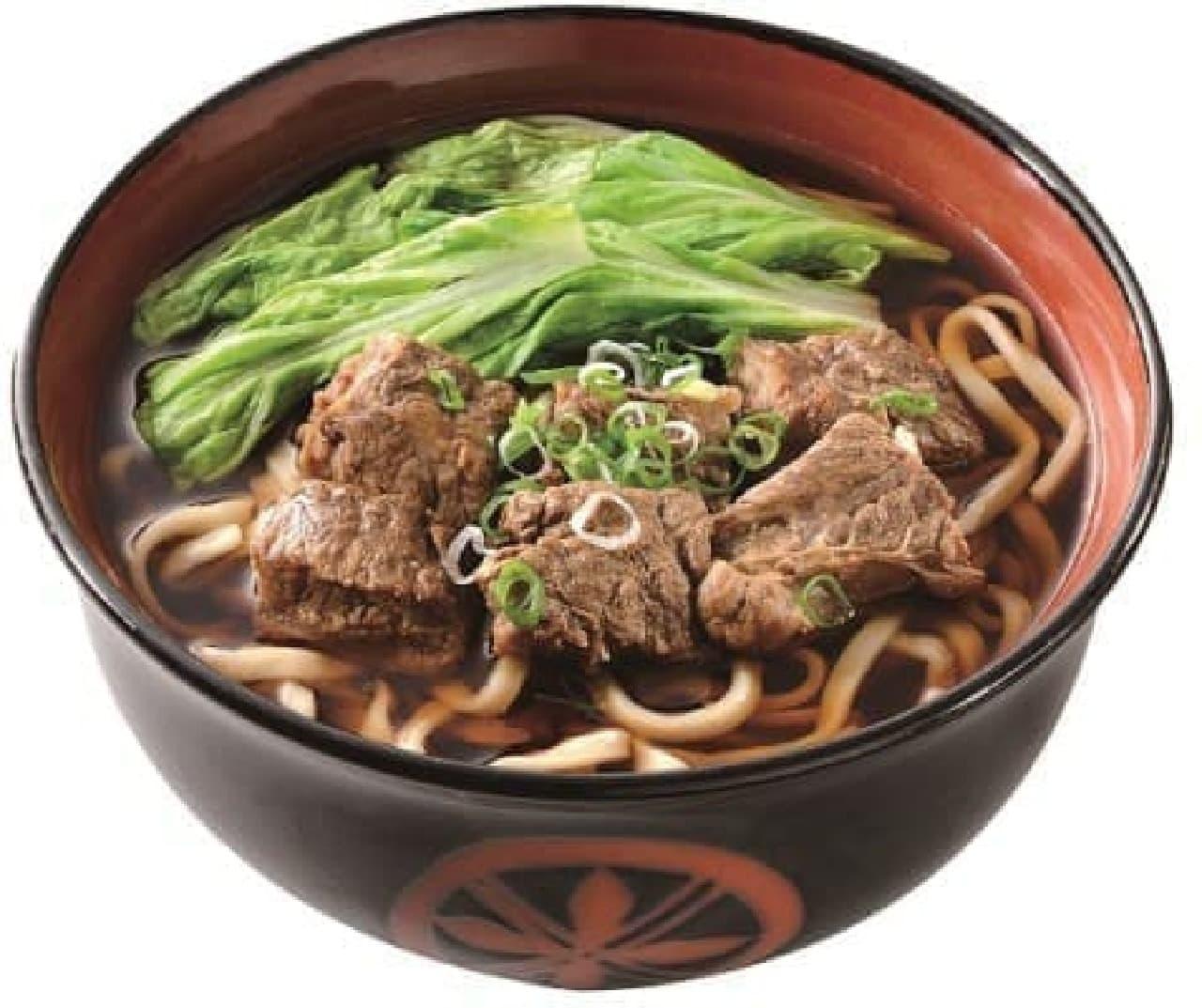 牛肉麺チェーン「三商巧福」が台湾から日本へ!