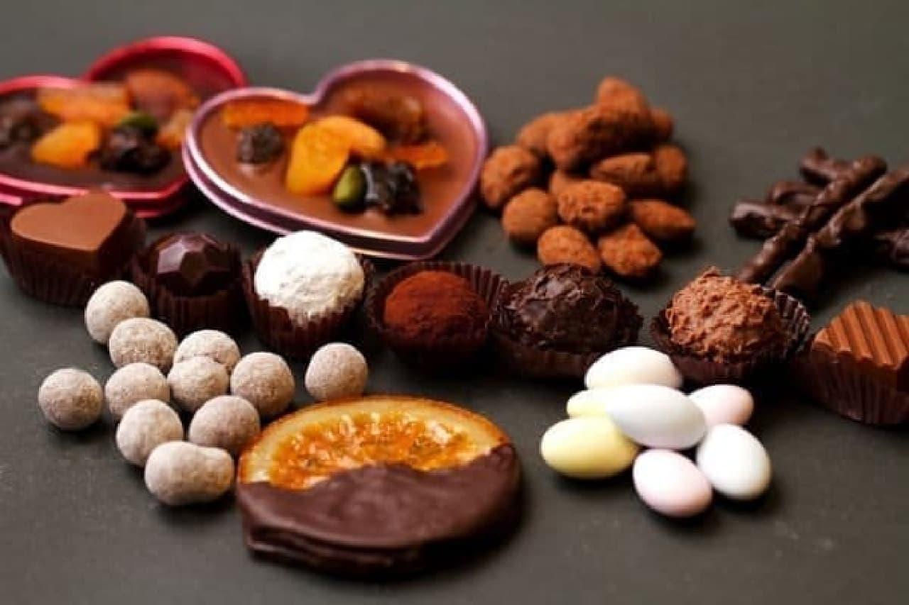 日本のハイレベルなチョコレートが集結!