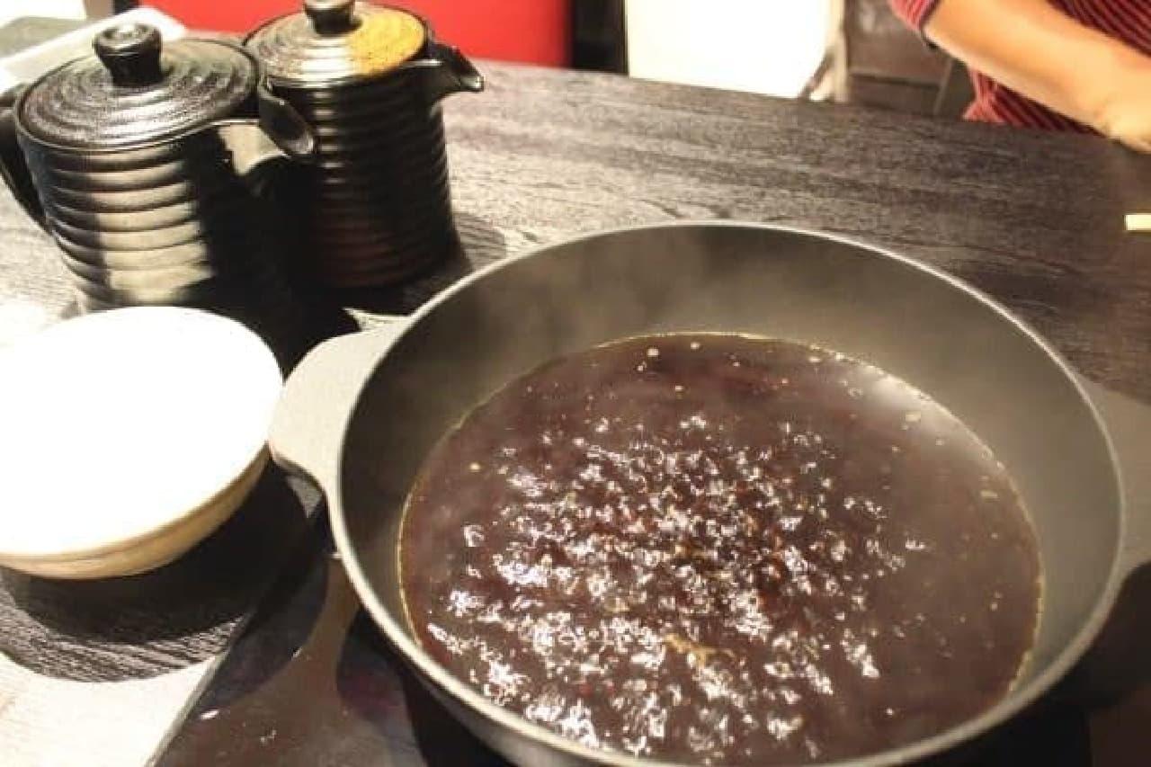 すきやきのお鍋セット