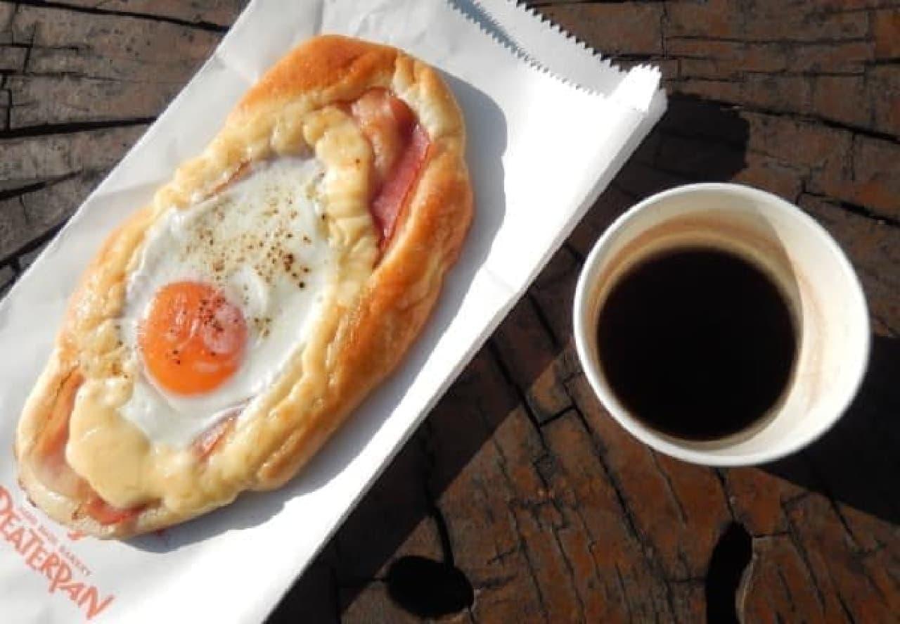 立派な朝食プレートのよう