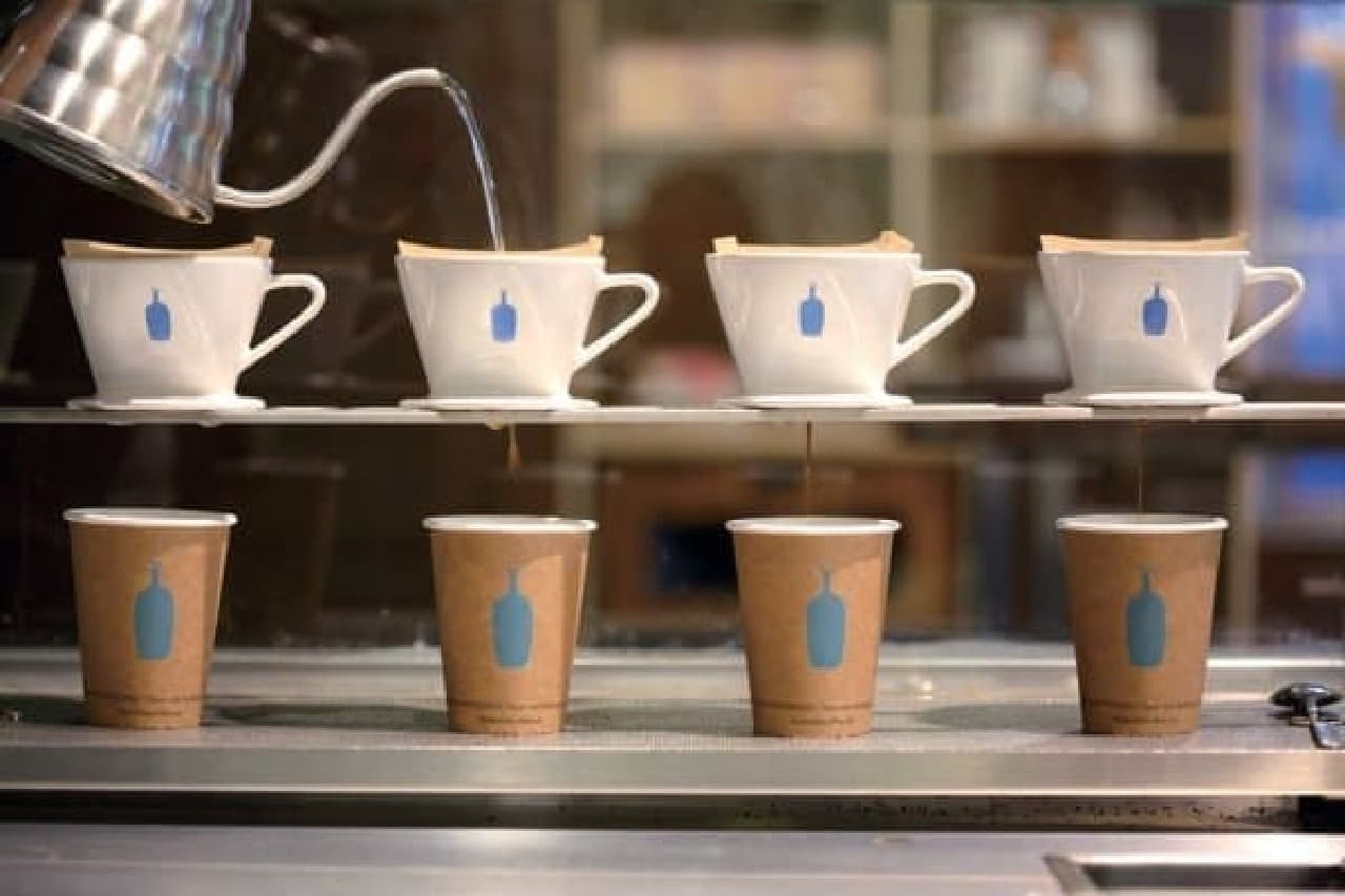 コーヒー界の Apple、ブルーボトルコーヒーの魅力とは