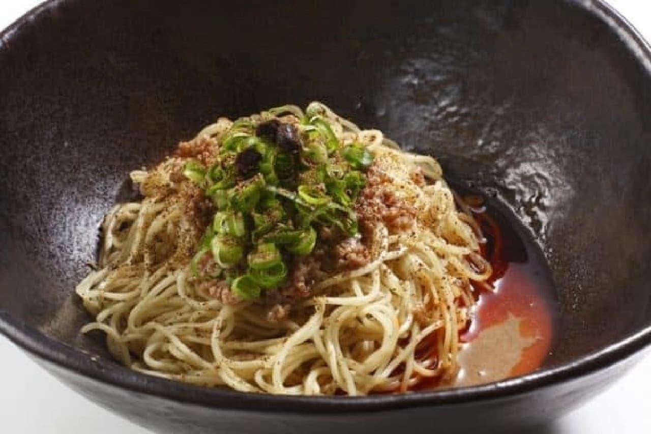 キング軒の「汁なし担担麺」再来!「ザ・広島ブランド」フェア