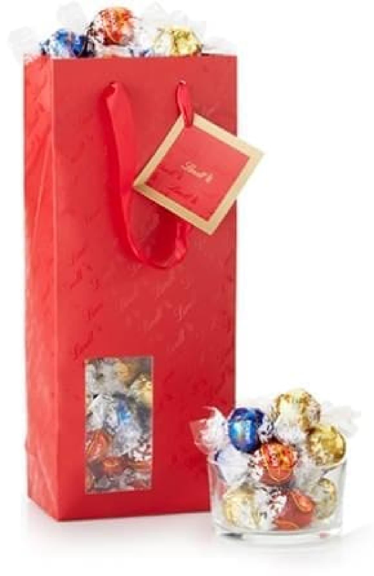 オープン記念!リンツチョコレート スペシャルバッグ