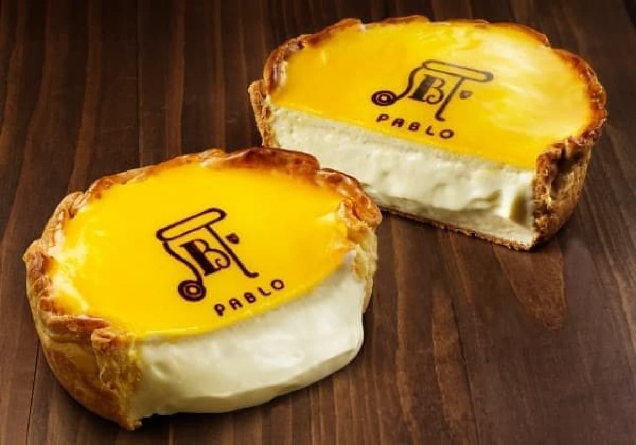 とろ~り焼きたてチーズタルトを手土産に
