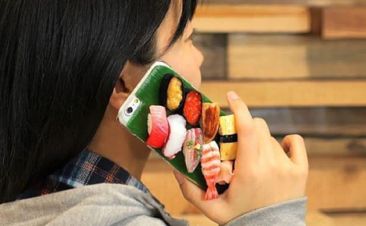 「えっこれからお寿司?行く行く!」