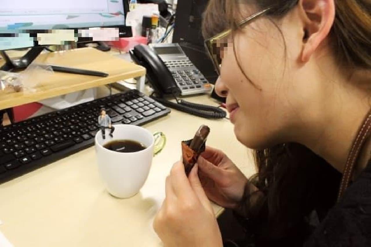 コーヒーとフチ田篤人と私