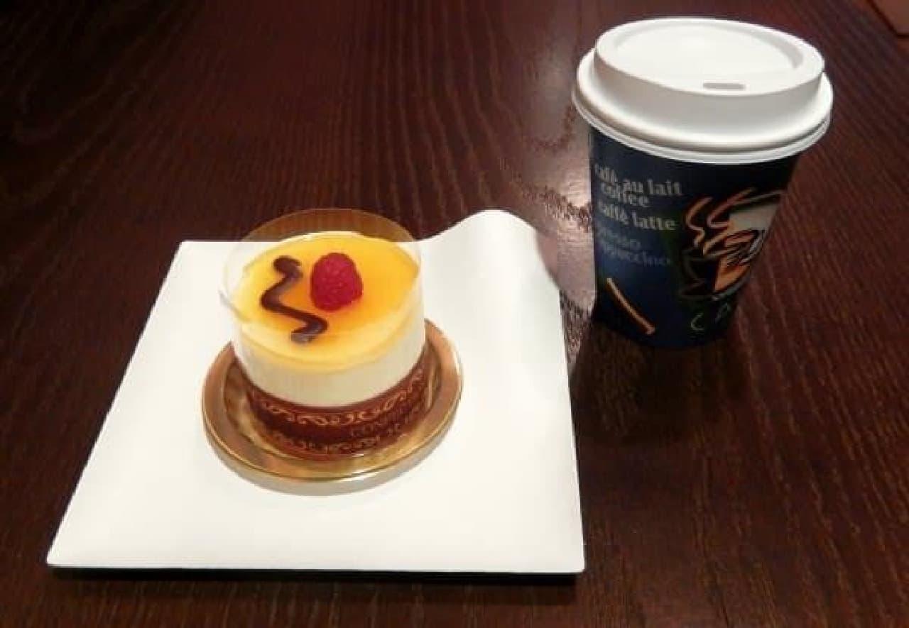 """""""ハワイ発""""のケーキとコーヒーで、ほっと一息"""