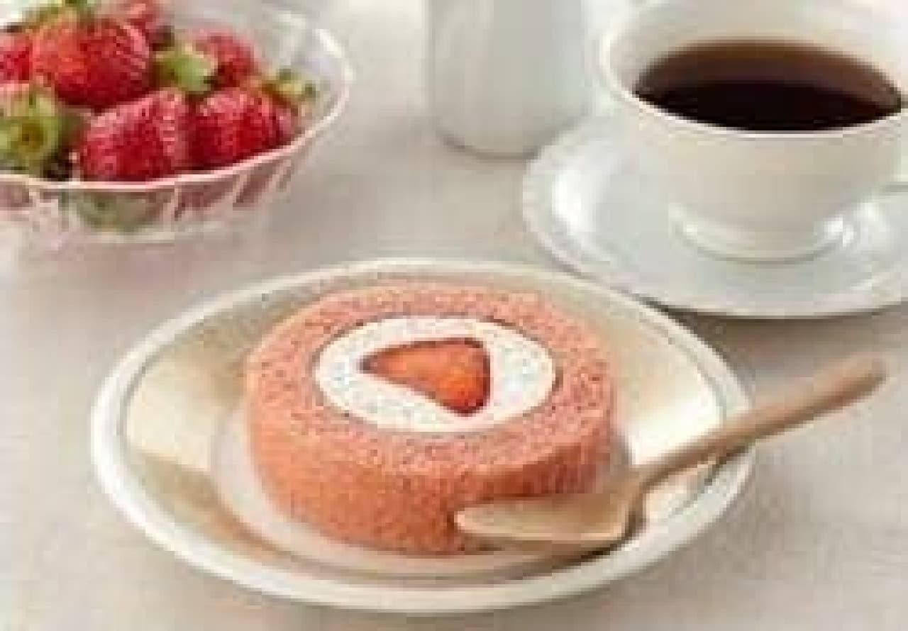 苺と練乳は相性バツグン!