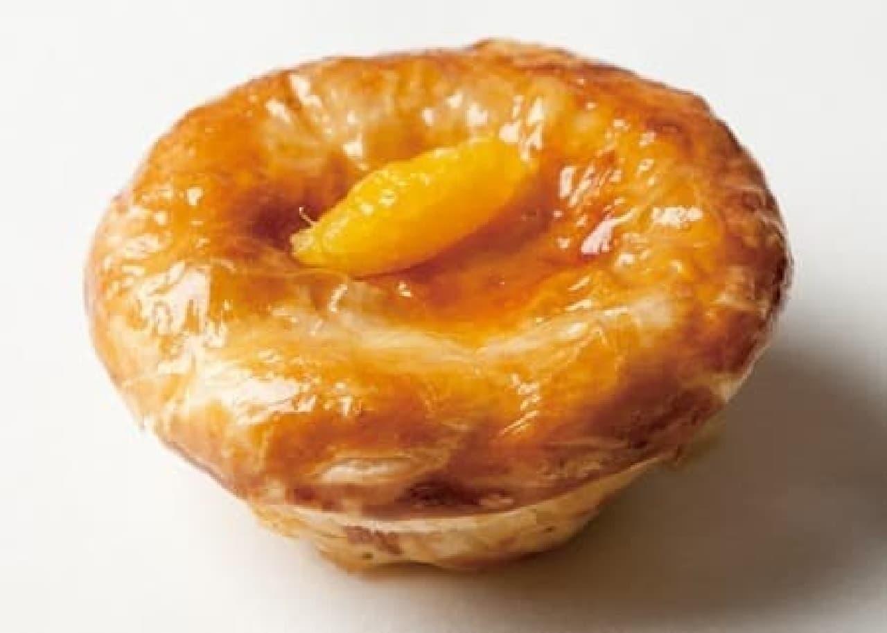 オレンジが華やかに香る「チョコレートオレンジ」