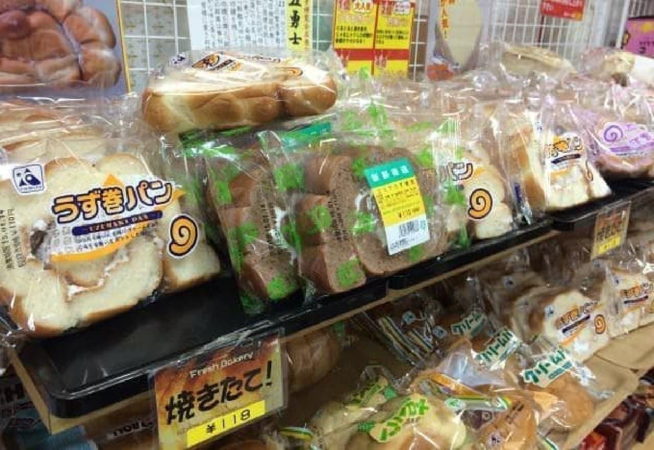 宮古で愛され続ける菓子パン
