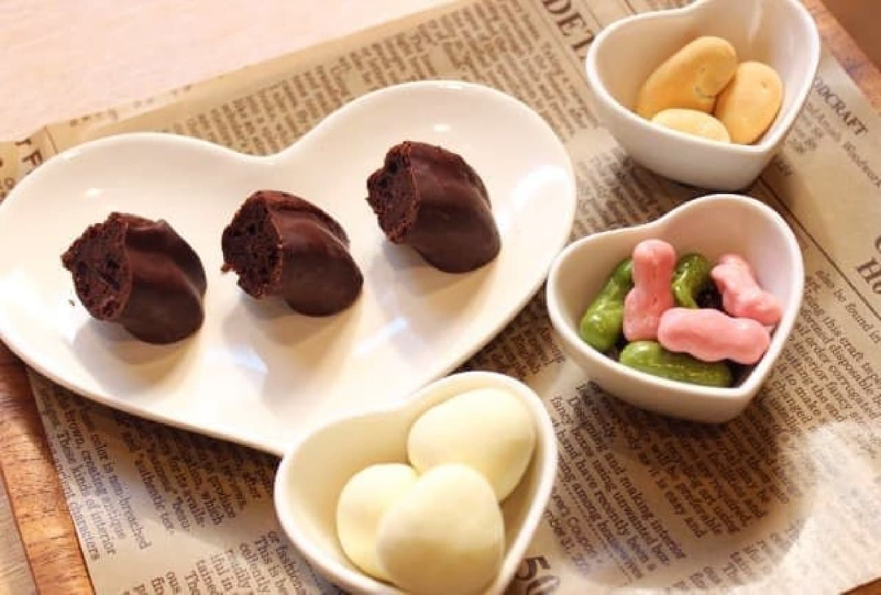 自分で納得したチョコレートが贈りたい!