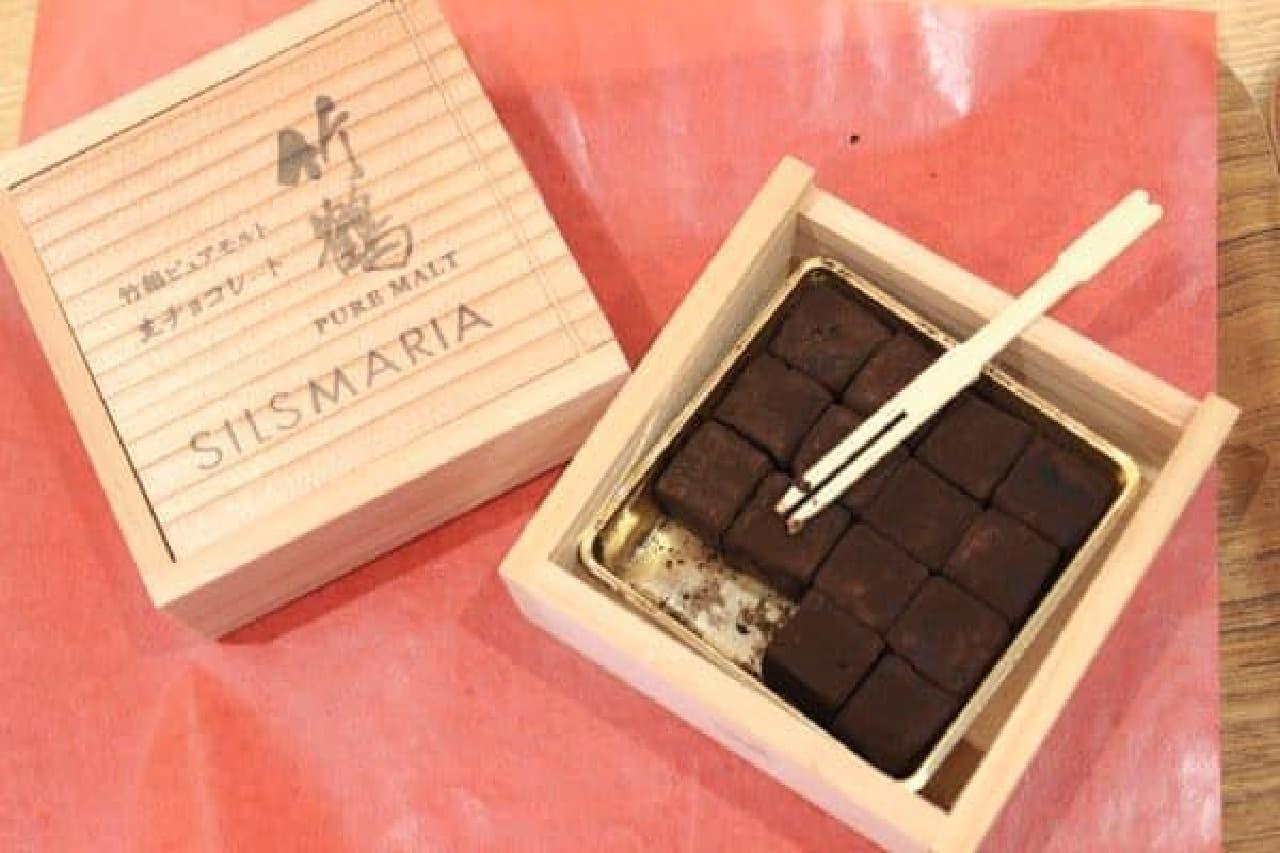 大人だけに許された贅沢チョコレート