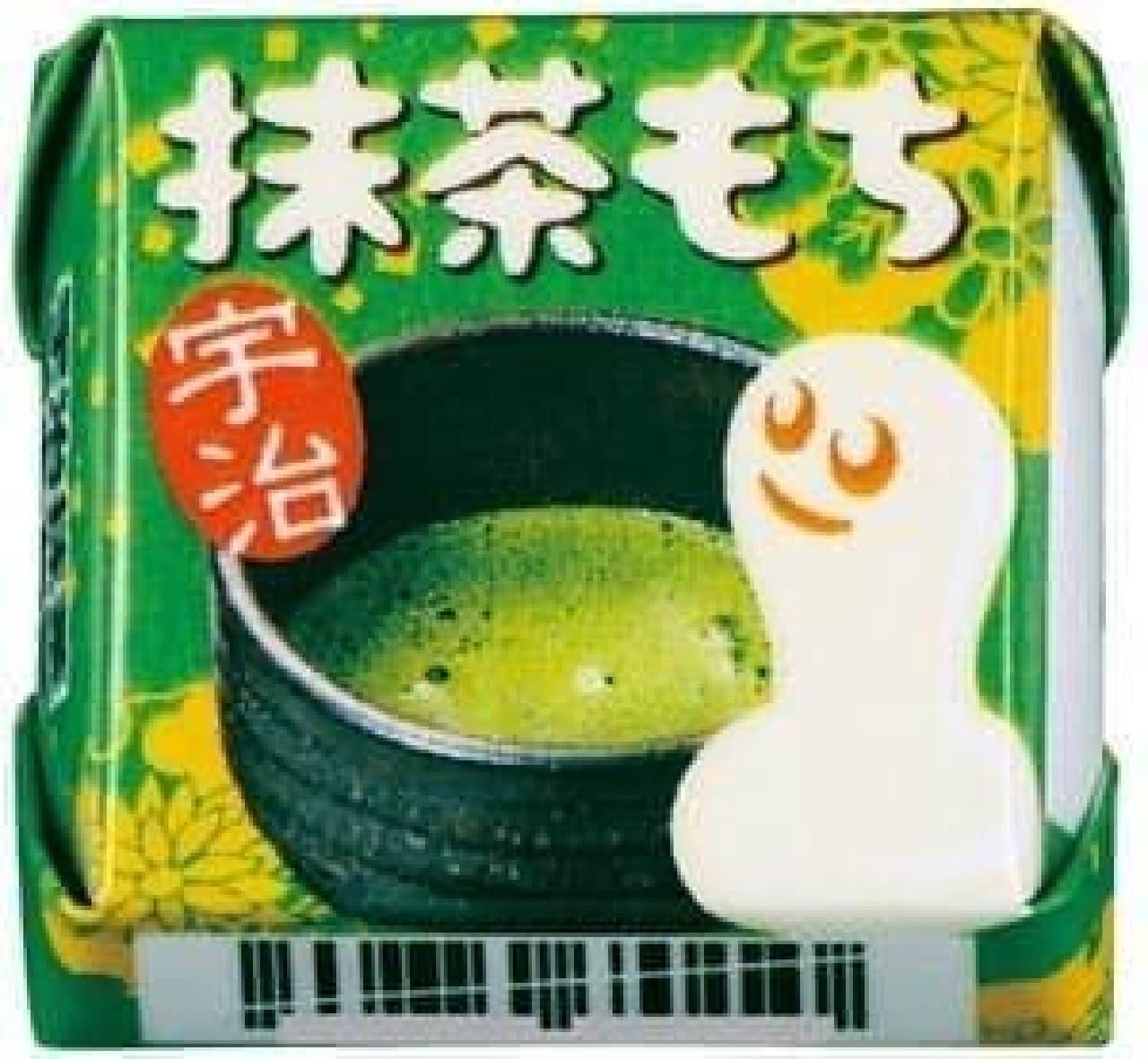 抹茶ファン待望!「チロルチョコ〈宇治抹茶もち〉」