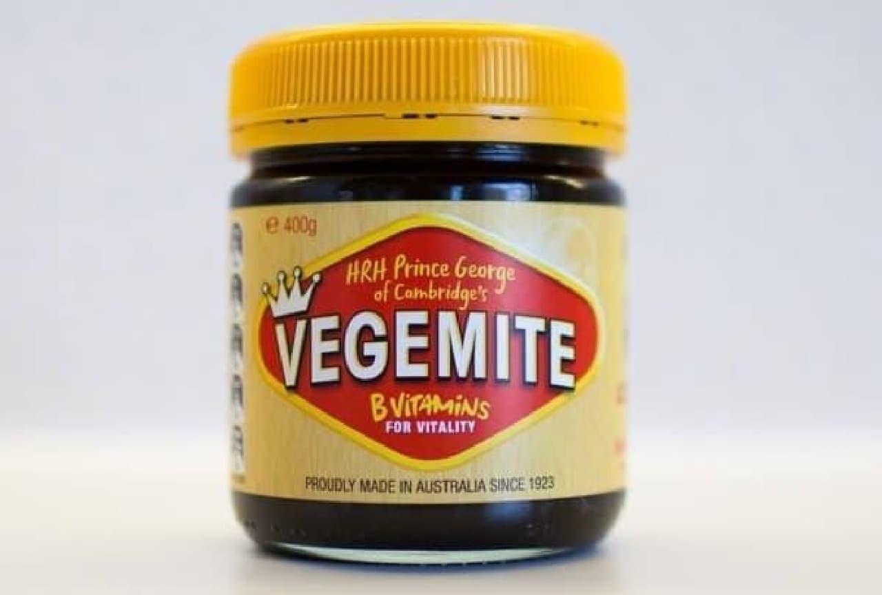 オーストラリアを代表する食べ物「ベジマイト」