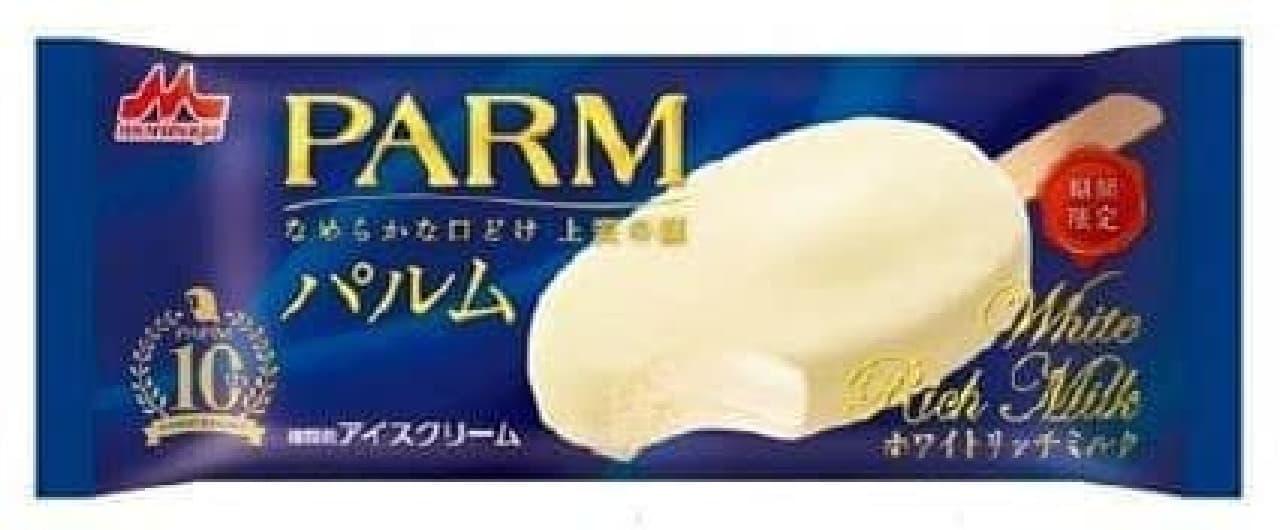 なめらかな口どけと濃厚なミルクの味わい
