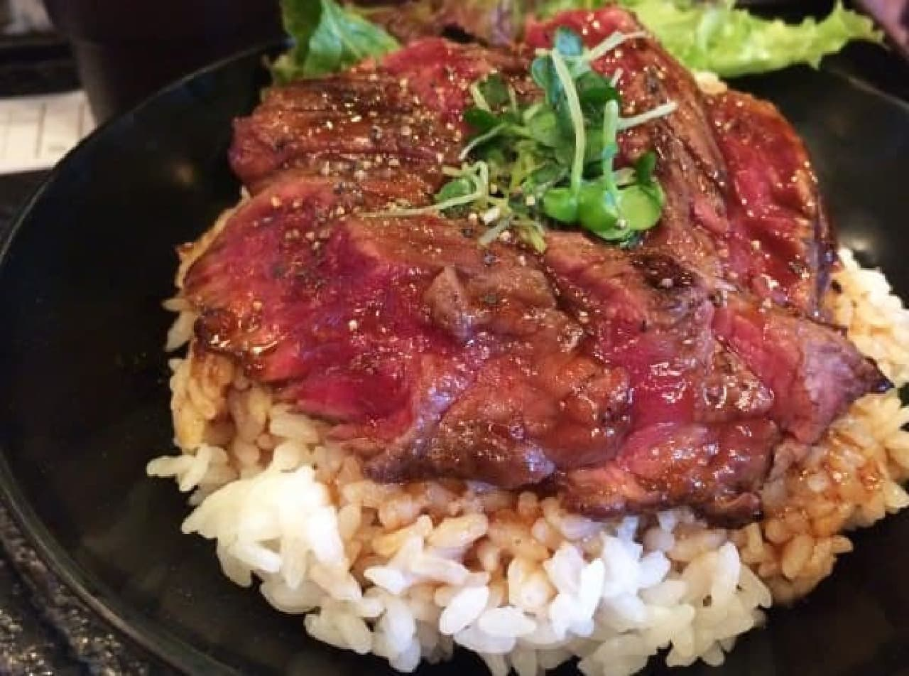 お肉の美味しさが存分に楽しめる焼き加減
