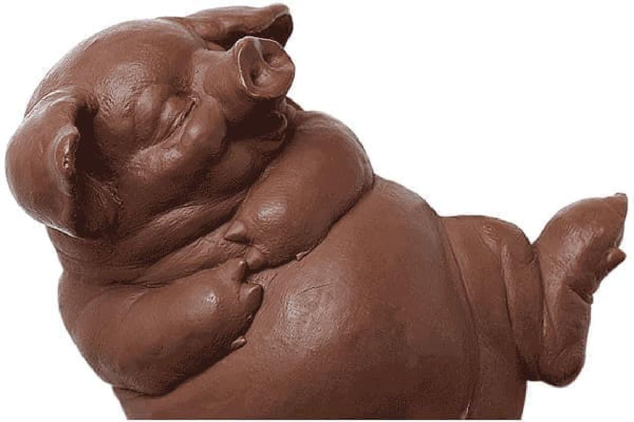 コブタのチョコレートブランド「トゥット・ベーネ」