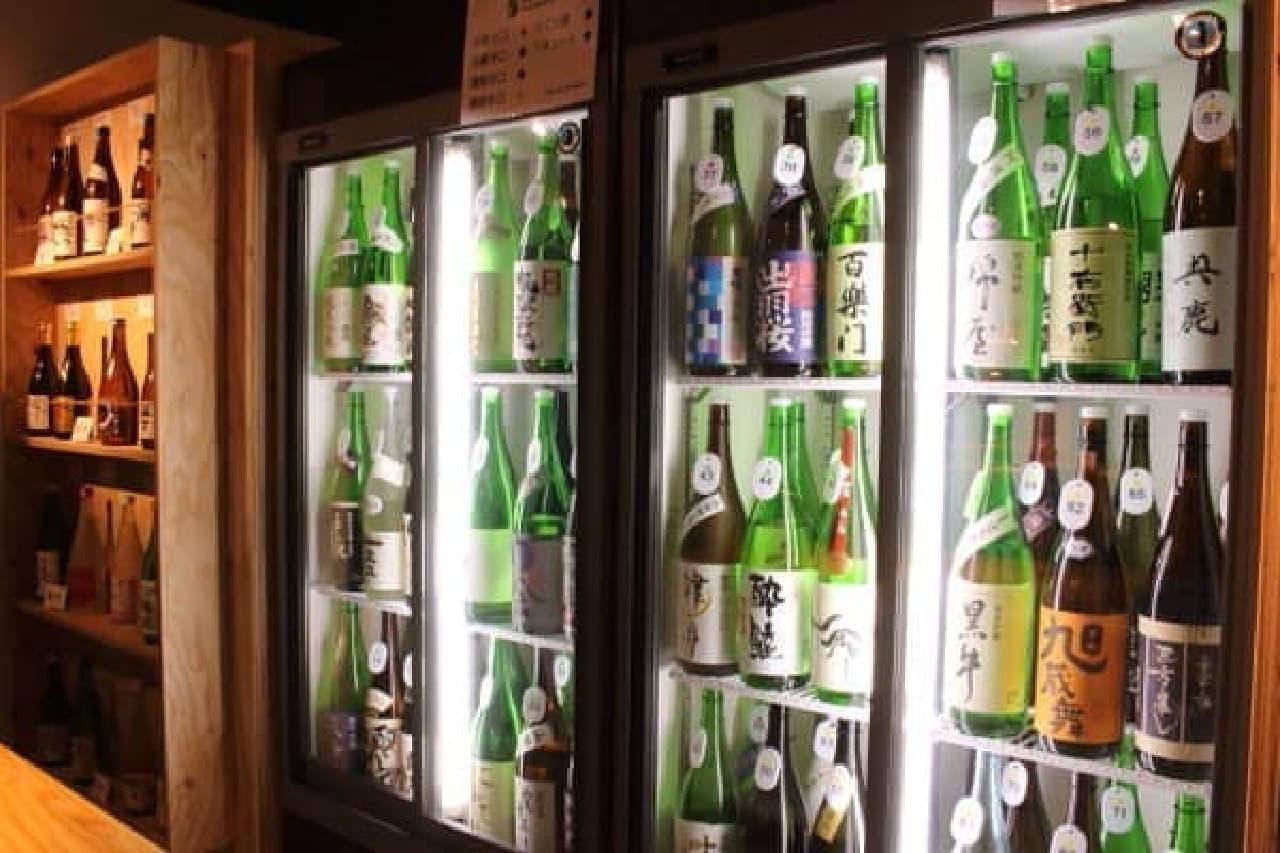 日本酒たち その1