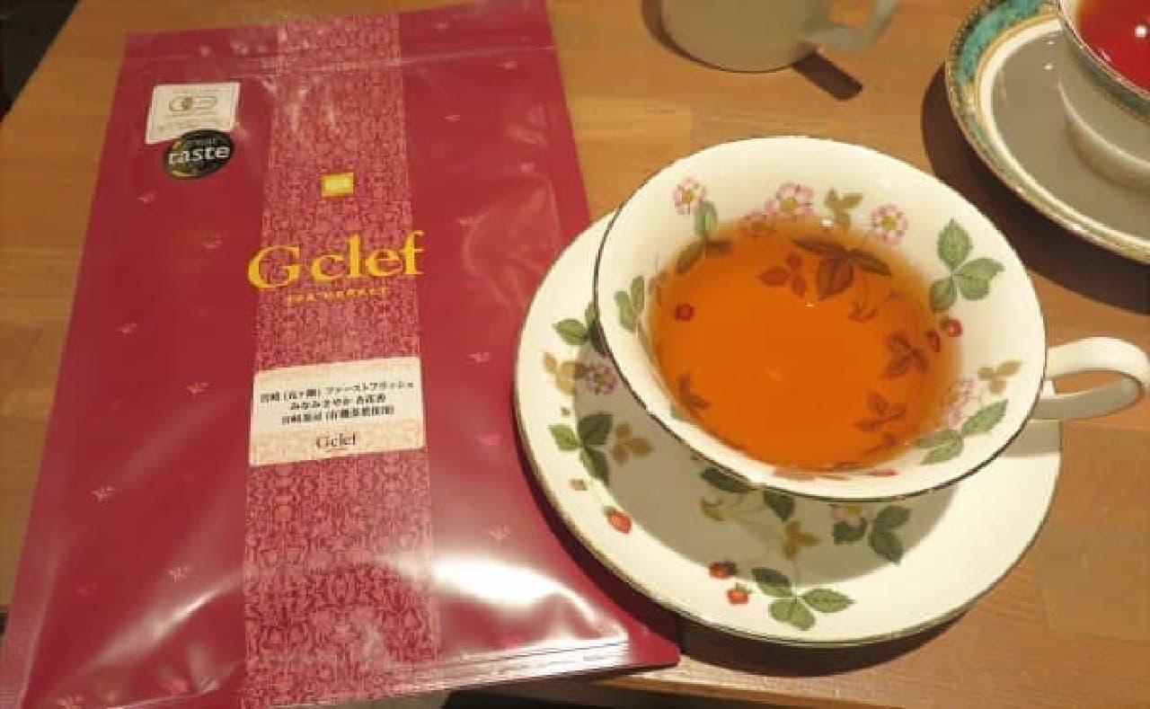 宮崎県産「みなみさやか」 フルーティな香りにさっぱりした味わい