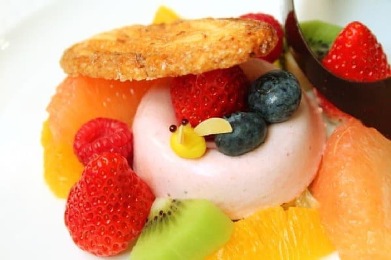 イチゴは、静岡県のブランドイチゴ「きらぴ香」