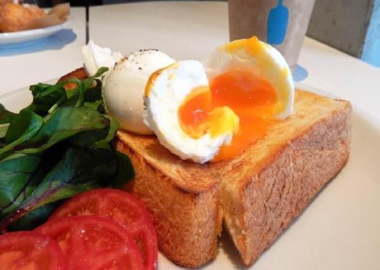 青山カフェ限定メニュー、食べてみたい!