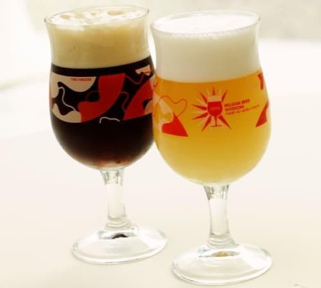 今年も飲んじゃう?ベルギービール!
