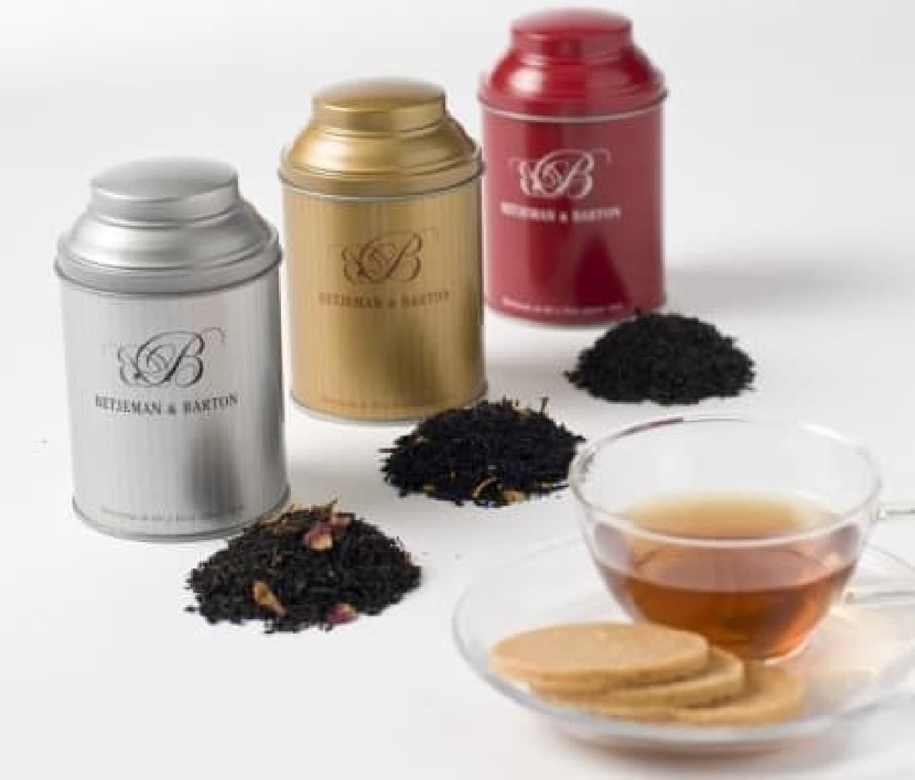 """オリジナリティーあふれる""""最高級""""の紅茶を提供"""