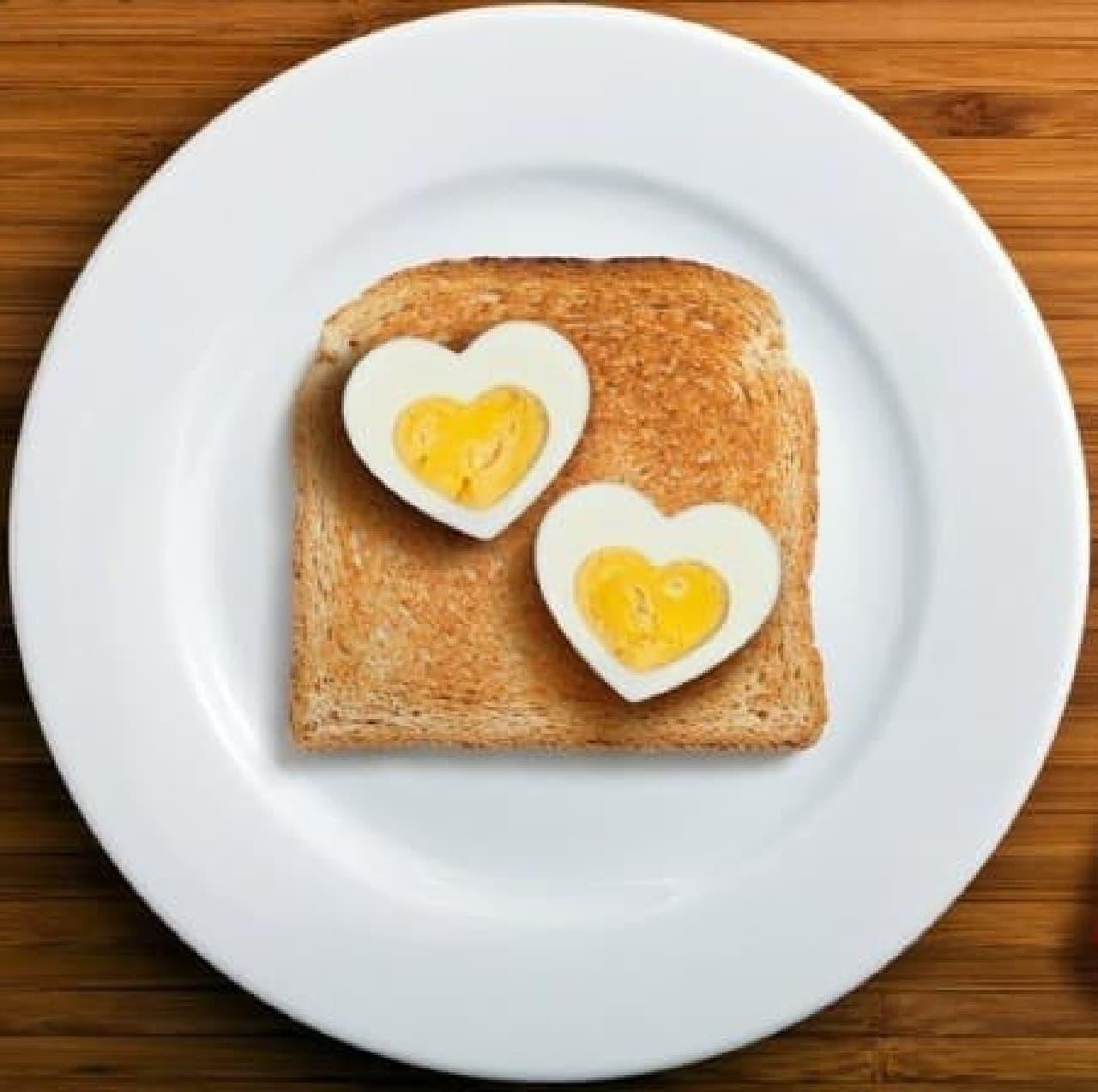 朝食に出てきたら元気でそう!