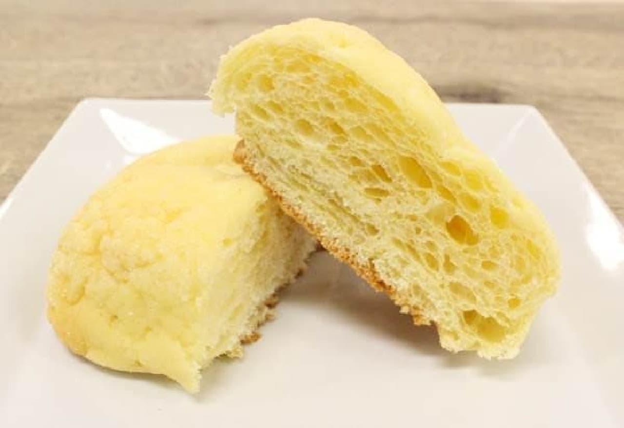 これはバターを味わうパンだ