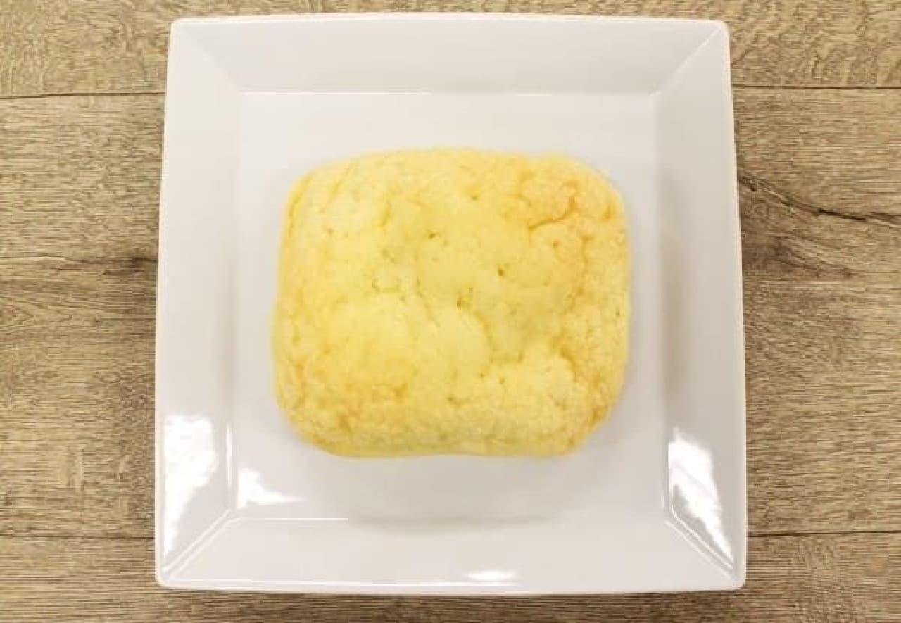 四角いメロンパンって斬新