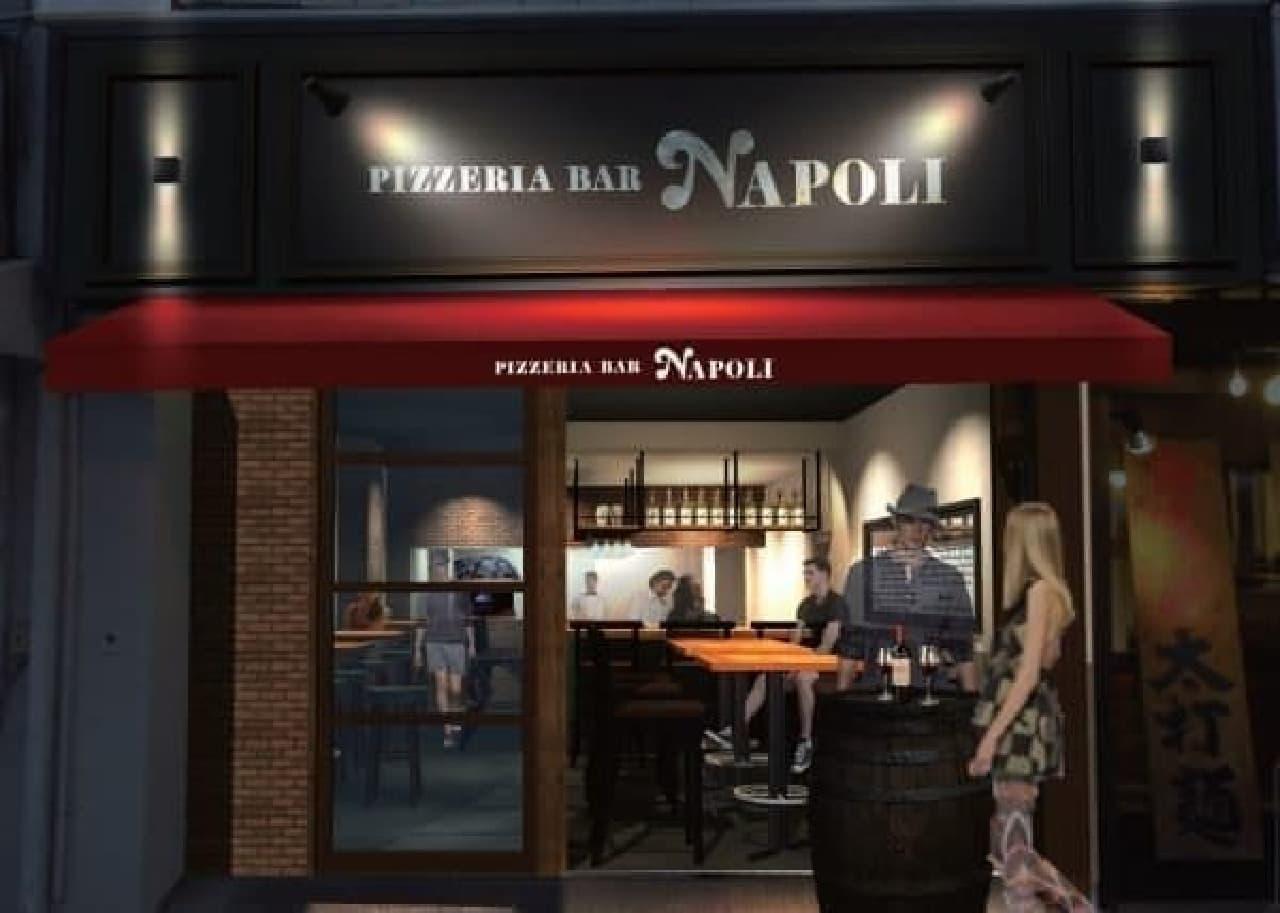 ナポリ北習志野 店舗イメージ