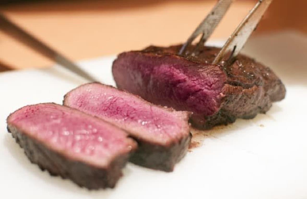 """格之進の""""熟成肉""""が今年も食べられるぞ!"""