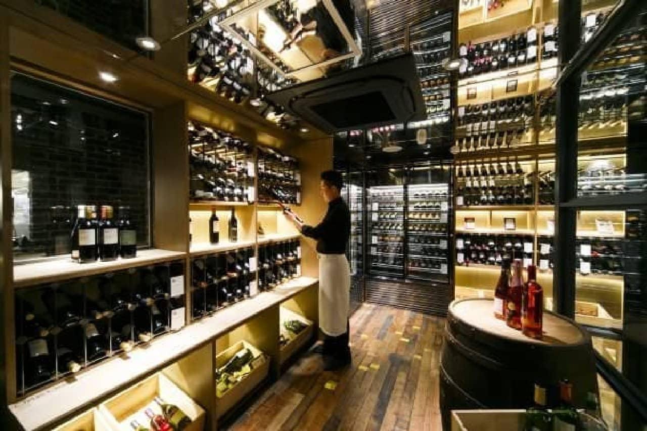 値段を気にせずワインが選べる!
