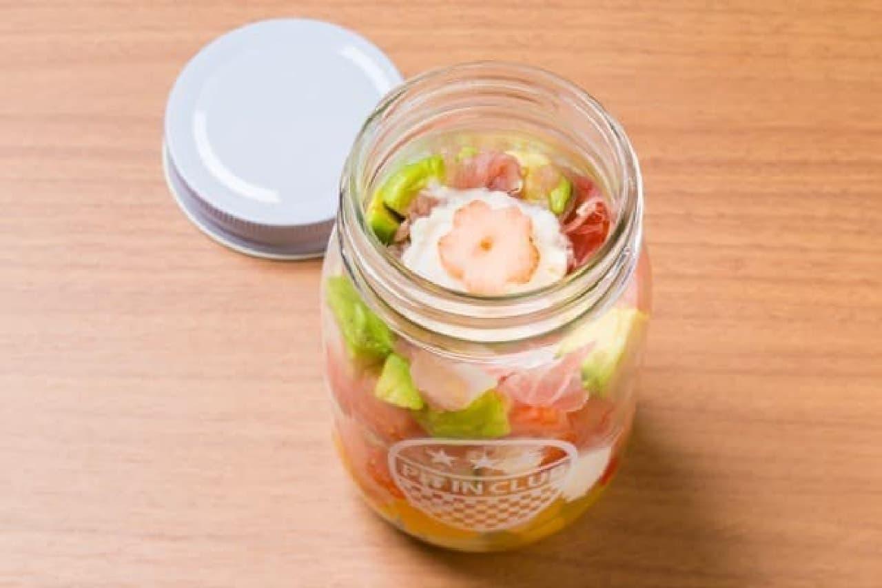 PIT Salad Bowl SAKURA 2015