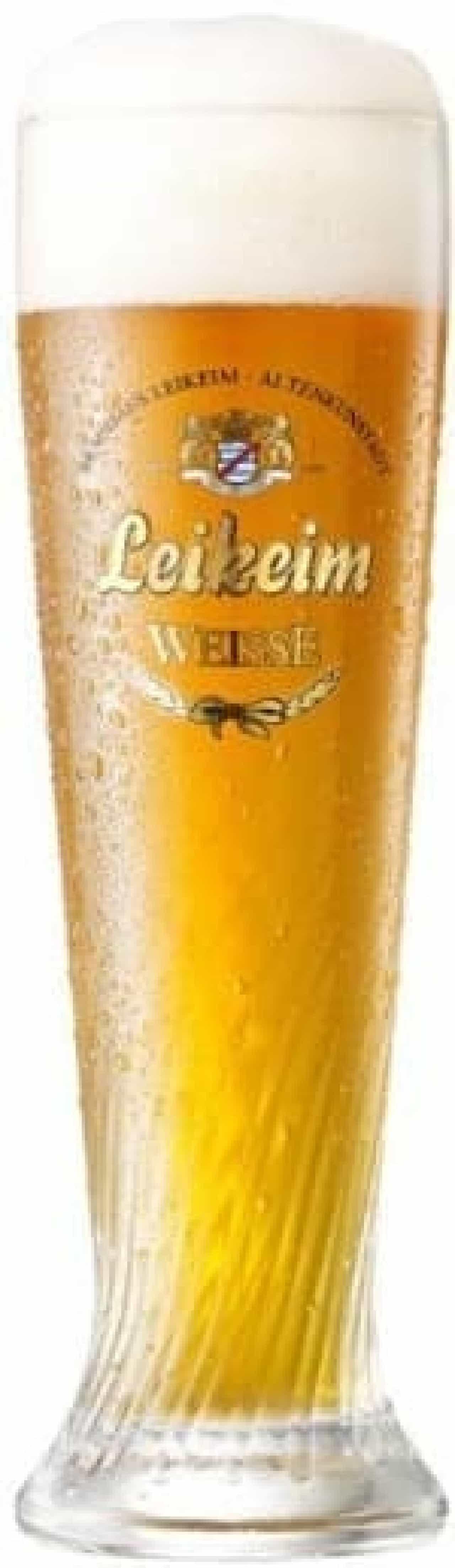 ドイツビールとドイツの料理で、乾杯