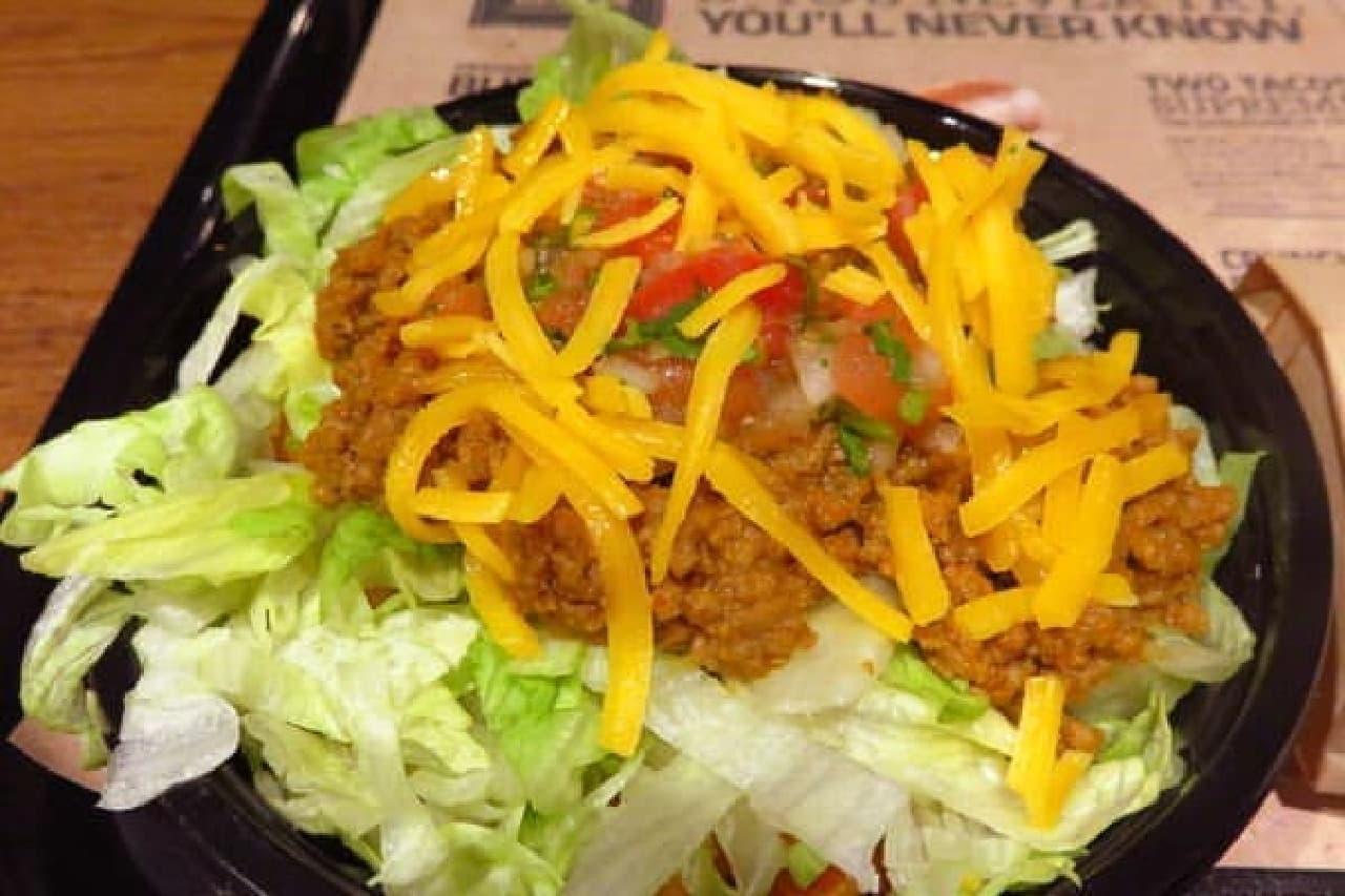 沖縄で食べたなあ、タコライス
