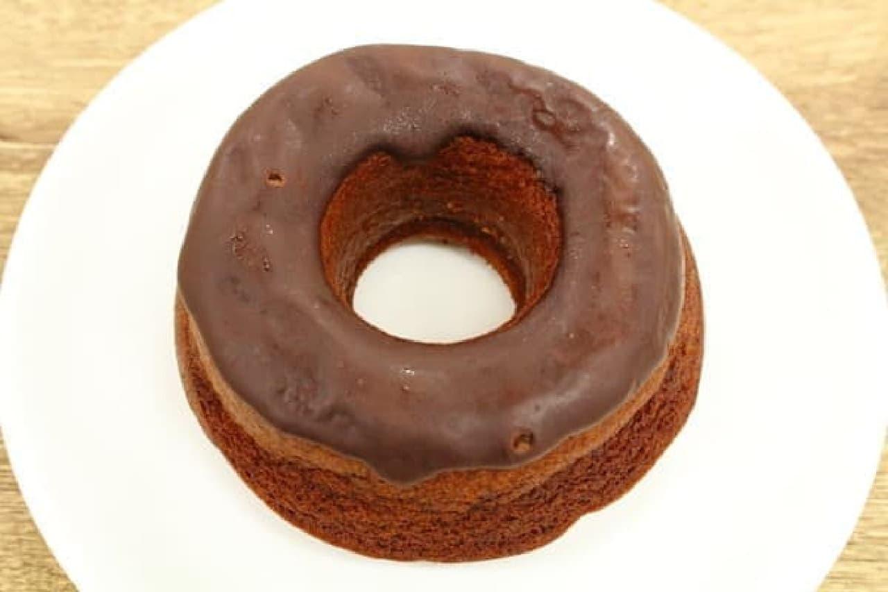 低糖質&低カロリー嬉しい、ブラン入りドーナツ