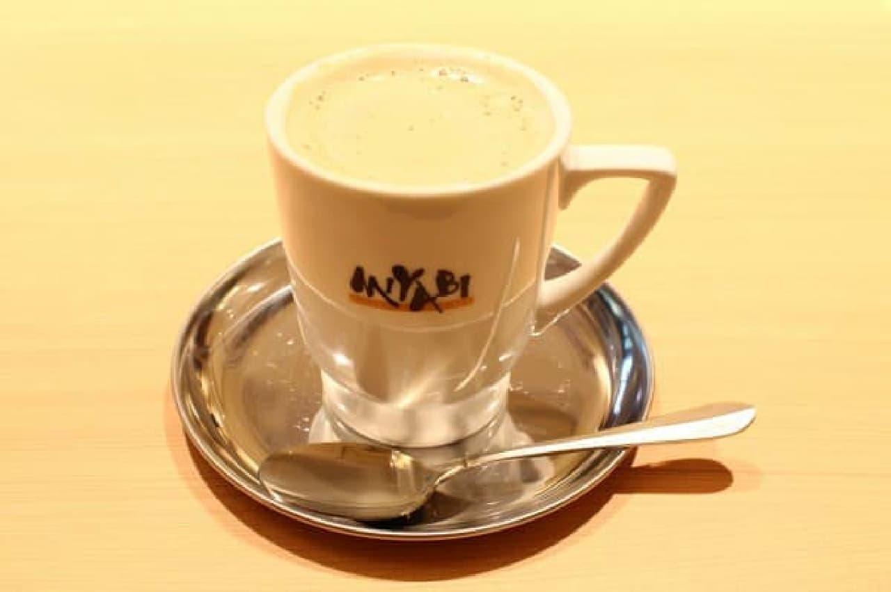 甘い香りの黒糖ミルク珈琲
