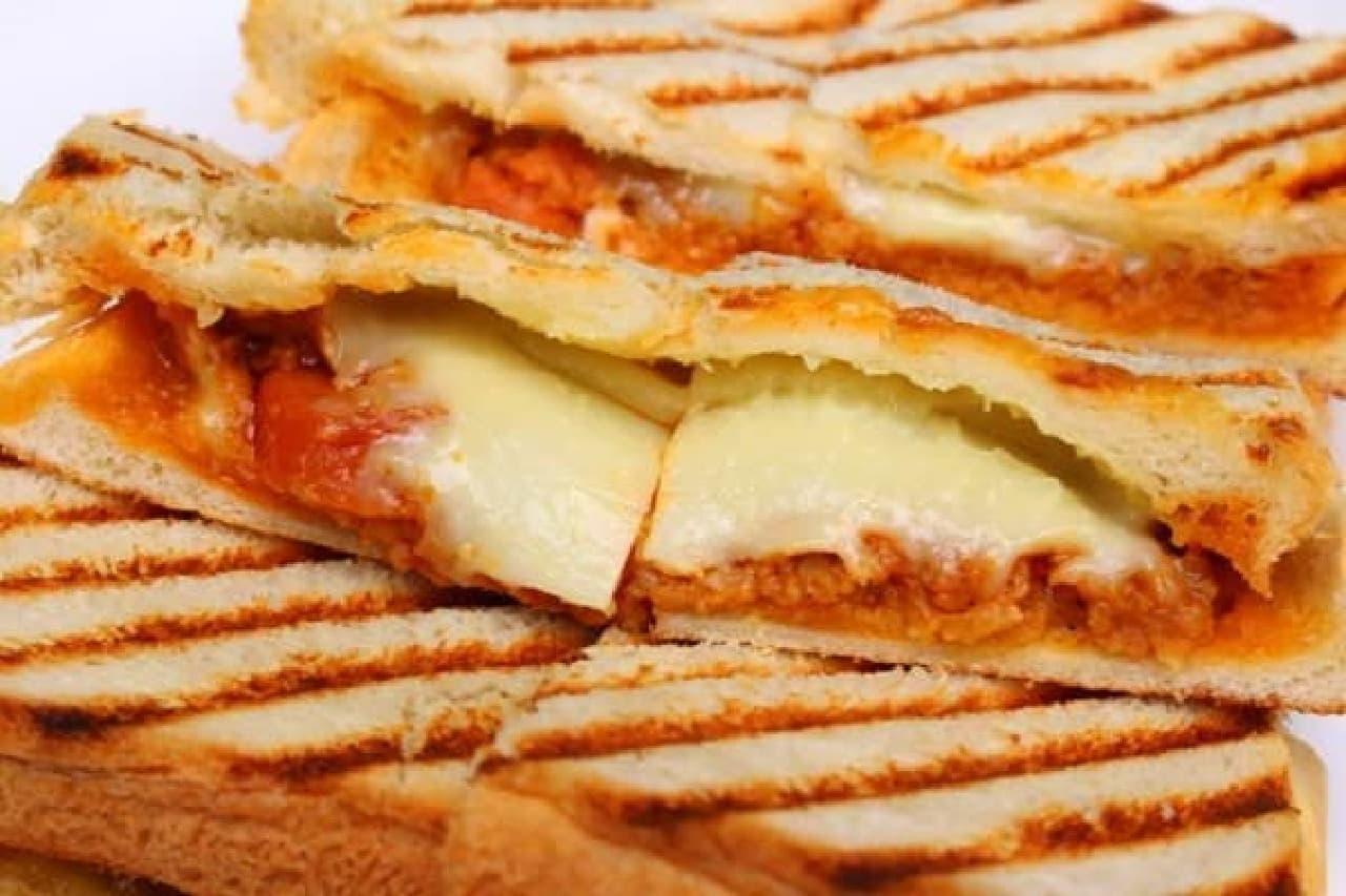 とろ~りチーズは焼き立ての証