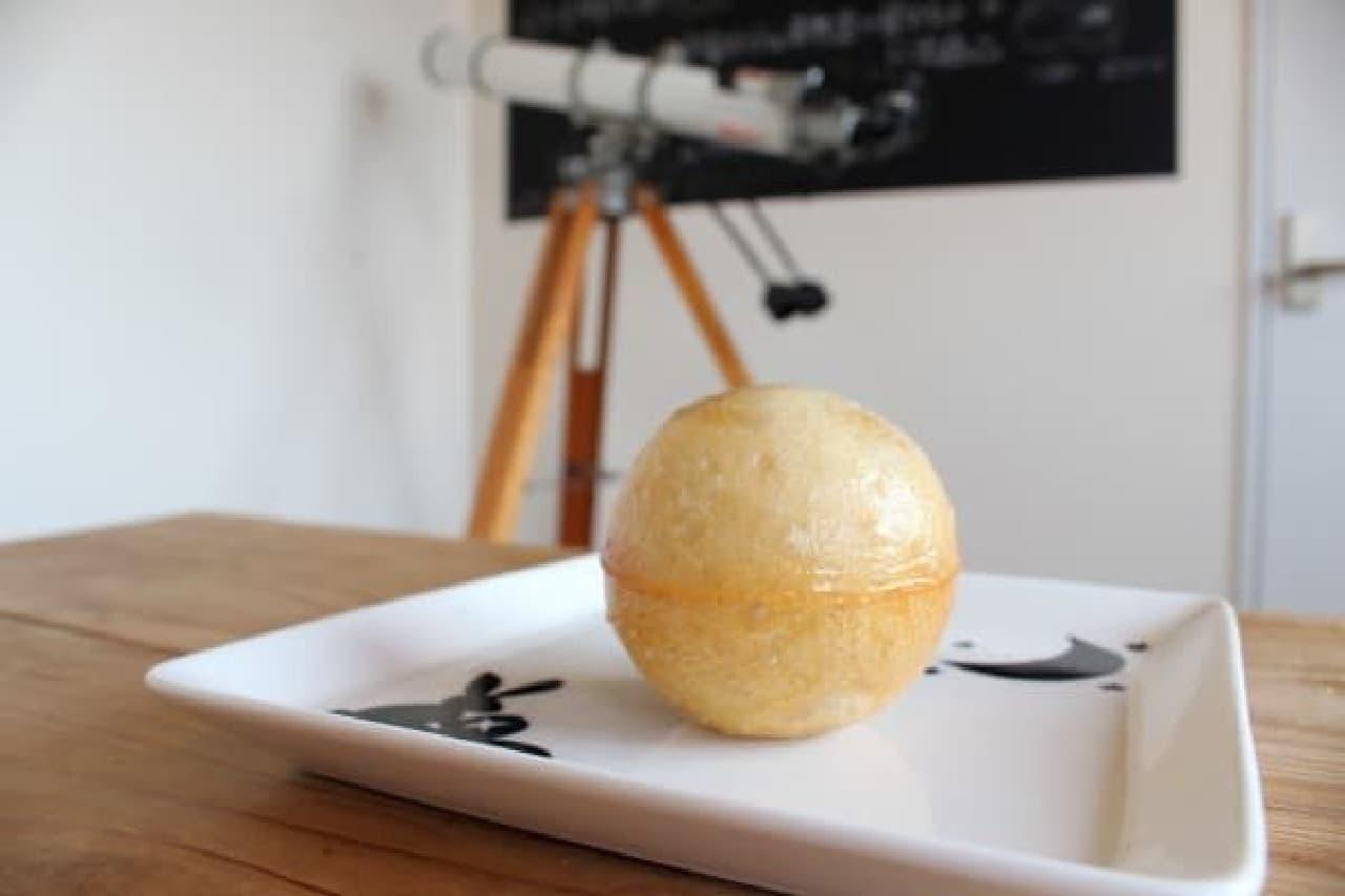 パンと宇宙が繋がった
