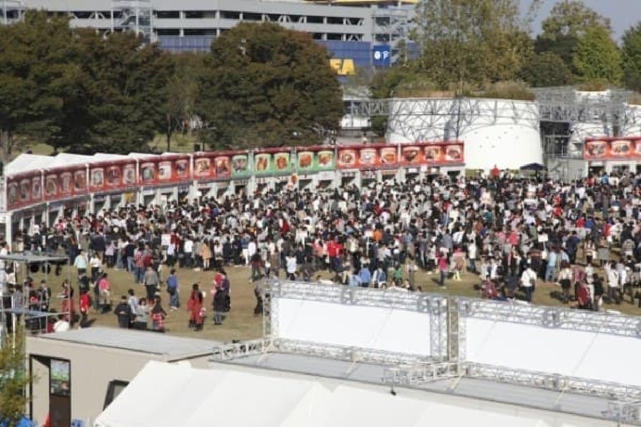 夏も「肉フェス」!新潟で開催