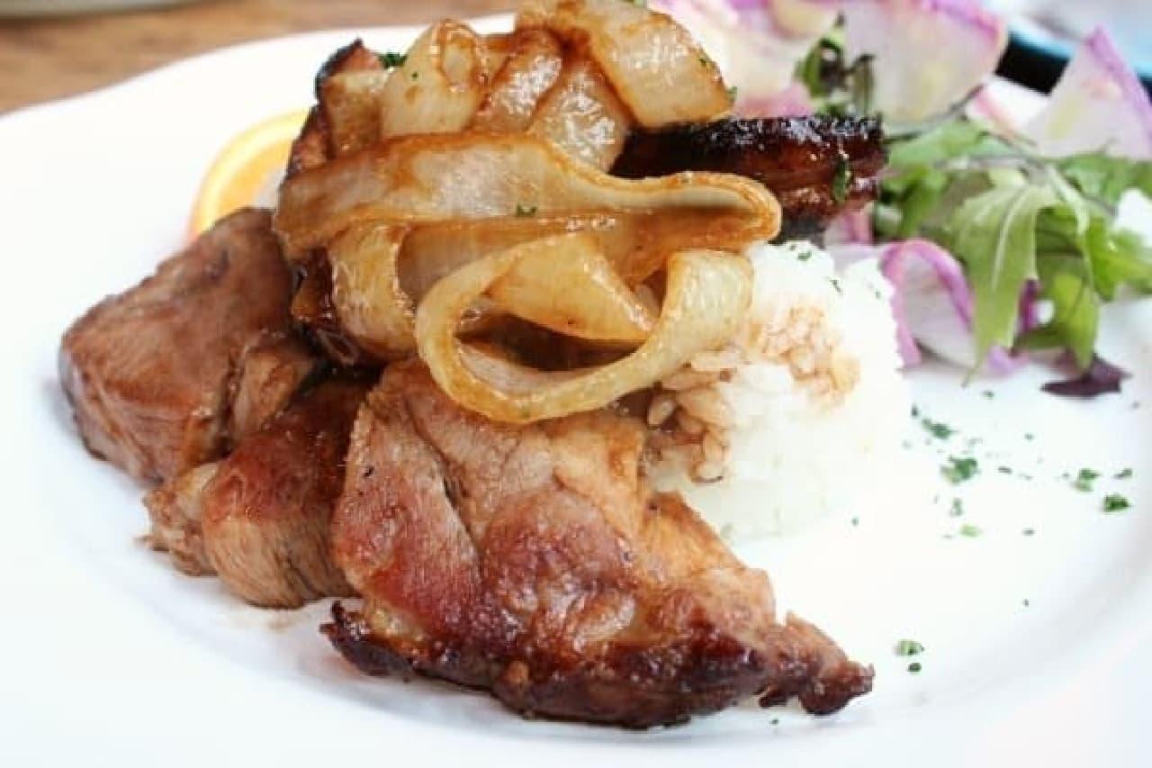 個人的にこれ、豚肉の一番おいしい食べ方だと思う