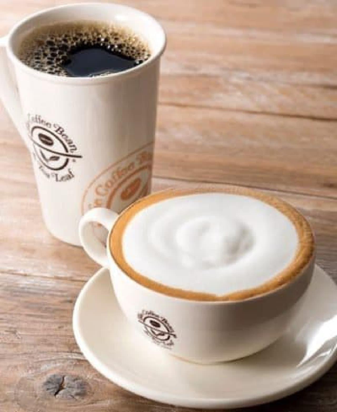 いよいよオープン日決定!コーヒービーン&ティーリーフ