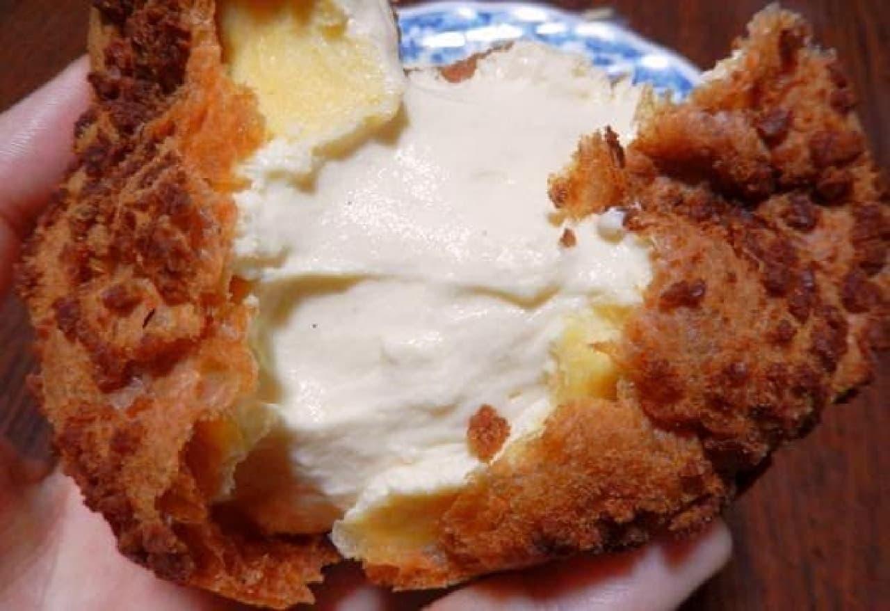 シュークリームの概念が変わった…!