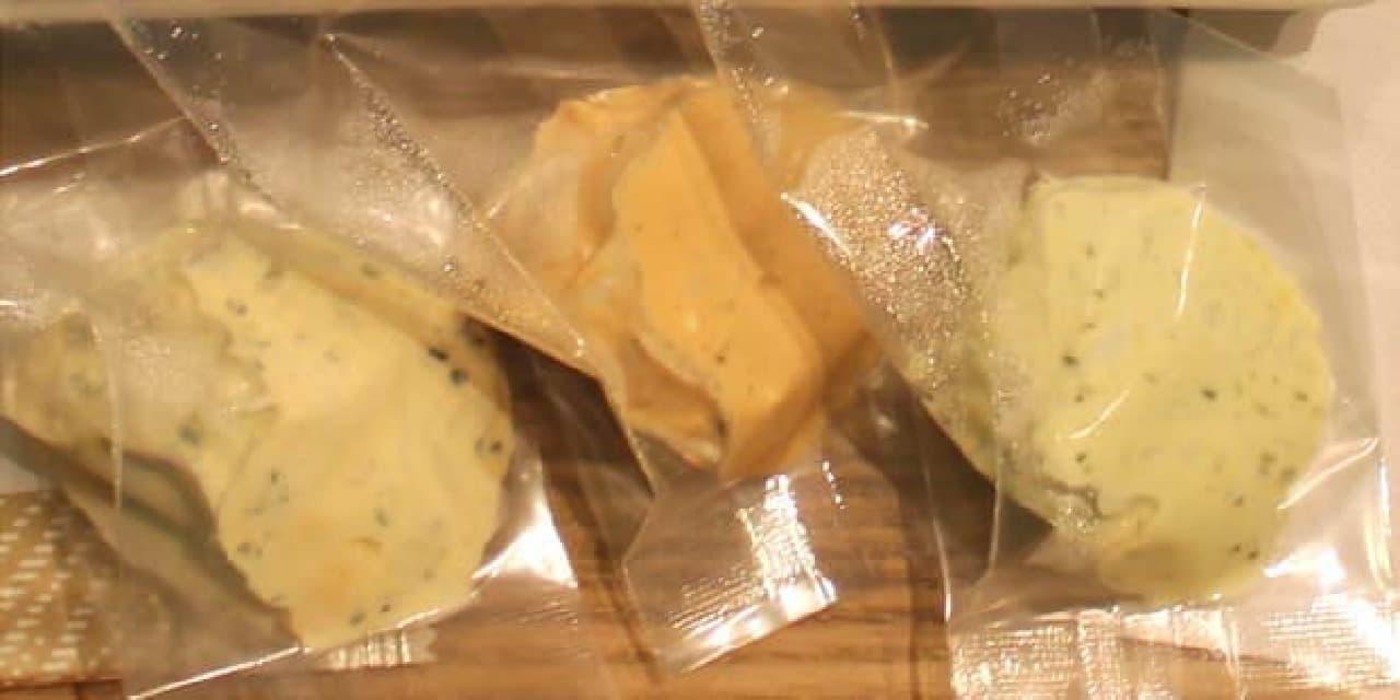 手づくりのチーズソースたち