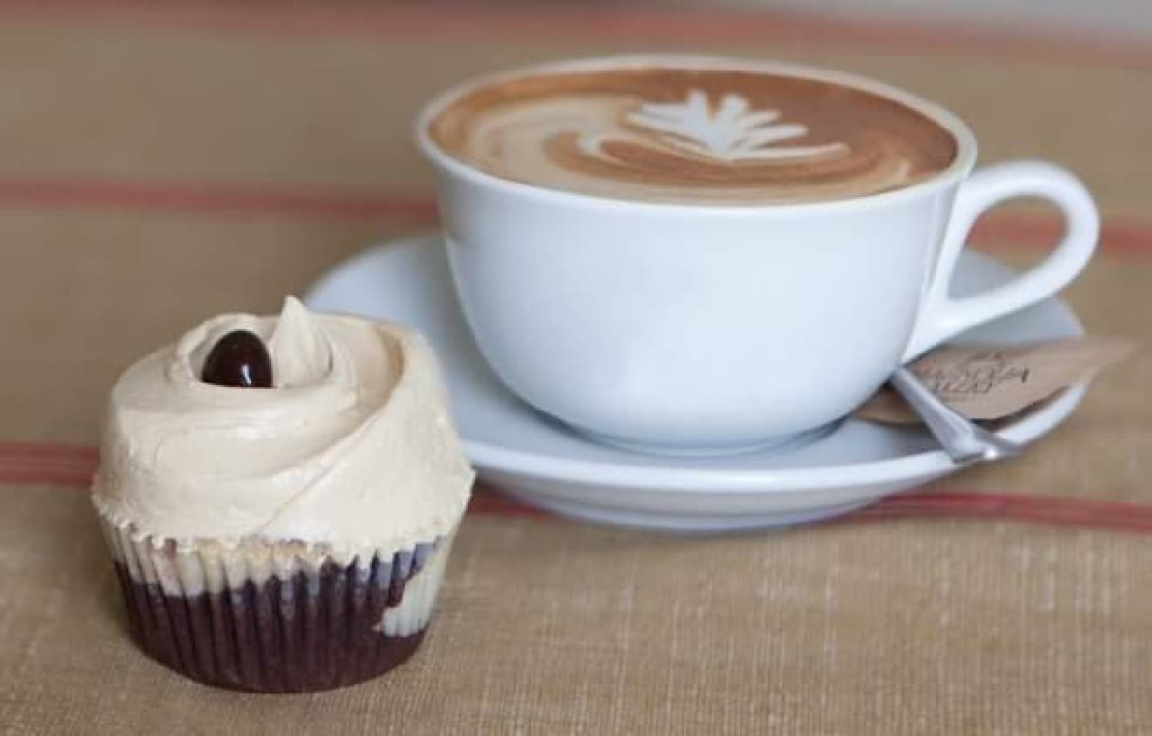 コーヒーと一緒にいかが?