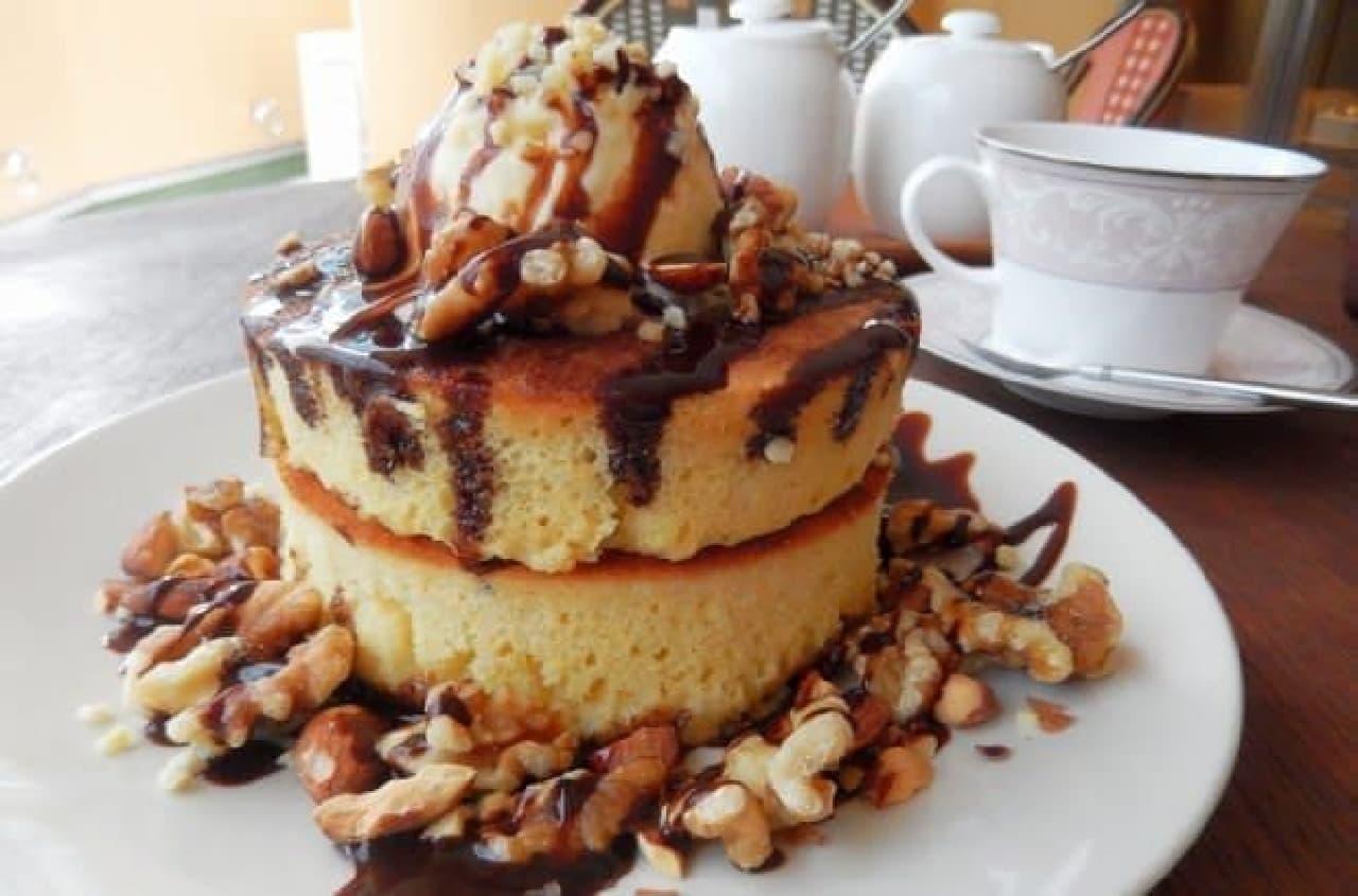 愛媛で人気の手作りホットケーキが秋葉原でも食べられる!