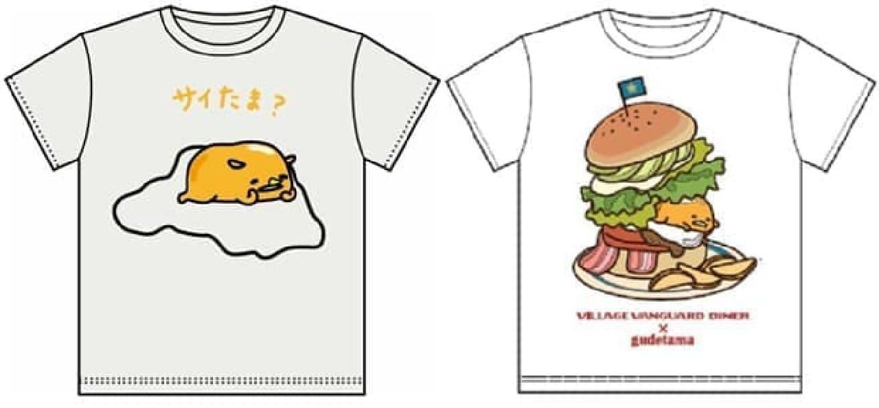 オリジナルデザインの T シャツや、  (C)1976, 2015 SANRIO CO., LTD. APPROVAL NO.S561183