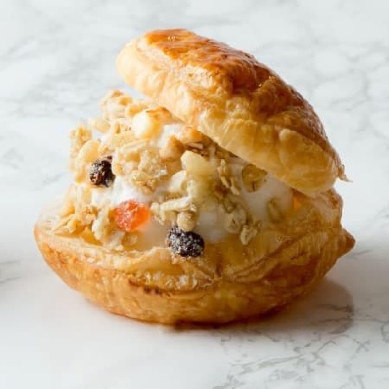 夏にぴったりの、さっぱりとした朝食をイメージ